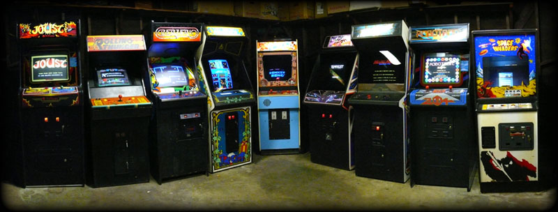 Love Arcade Games Classic Arcade Games One Of My First Jobs Was
